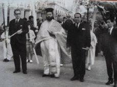 1970 Κυριακή του Πάσχα, Περιφορά Ανάστασης