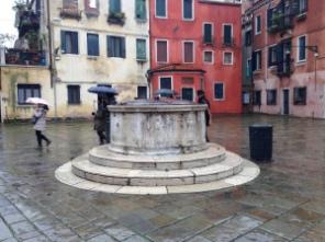 Στέρνα σε Campo στη Βενετία